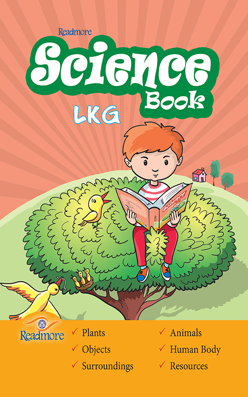lkg-science-book