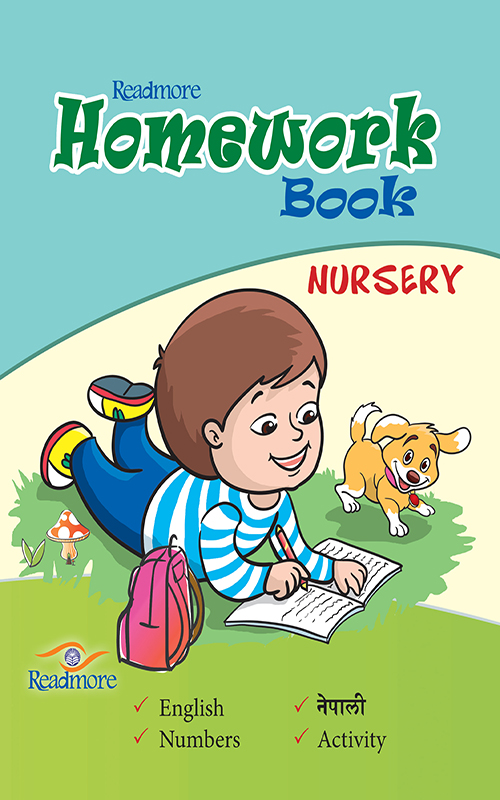 nursery-homework-book