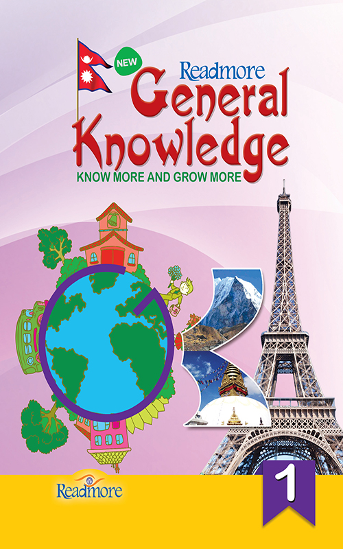 Readmore General Knowledge  Cover 1.indd
