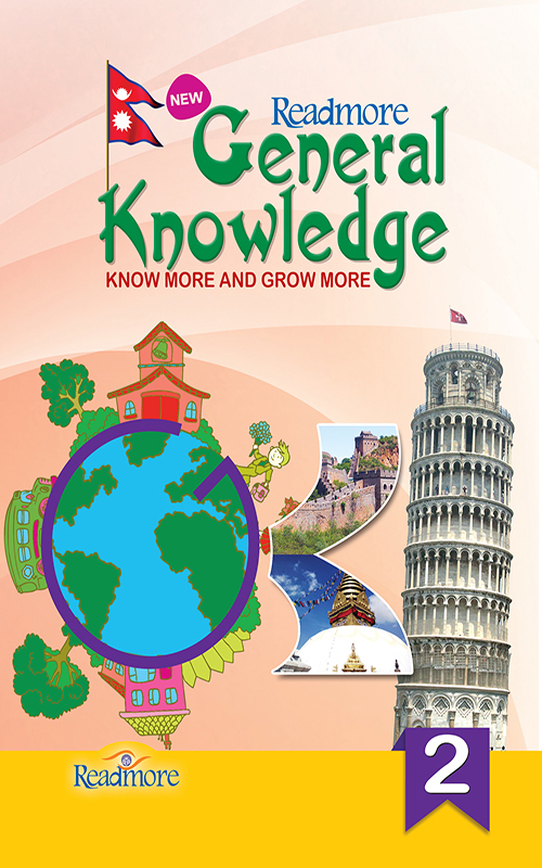 Readmore General Knowledge  Cover 2.indd