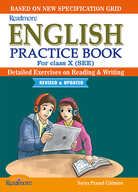 English Practice Book – Class 10 | Readmore Publishers and
