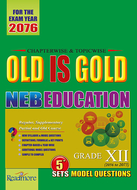 Old-is-Gold---Education---Grade-XII