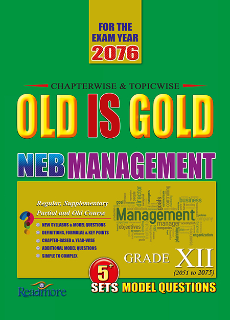 Old-is-Gold---Management---Grade-XII